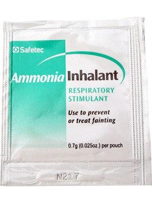 Ammonia Inhalant, 12/Bag