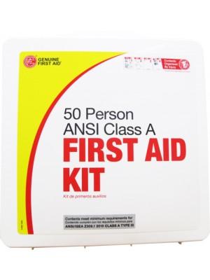 KIT,50P CLASS A PLASTIC Class A 2015 ANSI 50 Person kit, Plastic