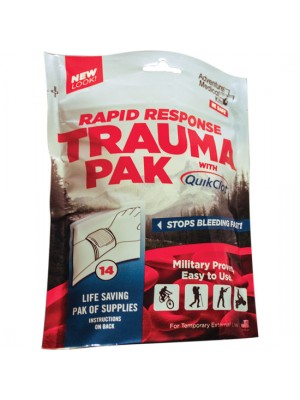Rapid Response Trauma Pak with QuikClot®