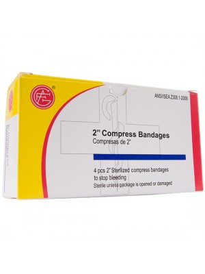 "Compression Bandage, 2"""