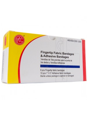 """Finger Tip Bandage, 1"""" x 3"""""""