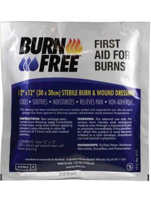 "BurnFree® BURN DRESSING 12"" X 12"""