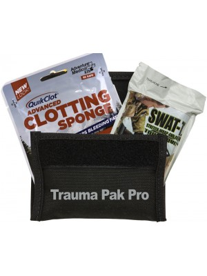 Trauma Pack Pro with QuikClot® & SWAT-T™