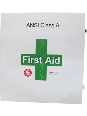 Three Shelf First Aid Station ANSI Class A+