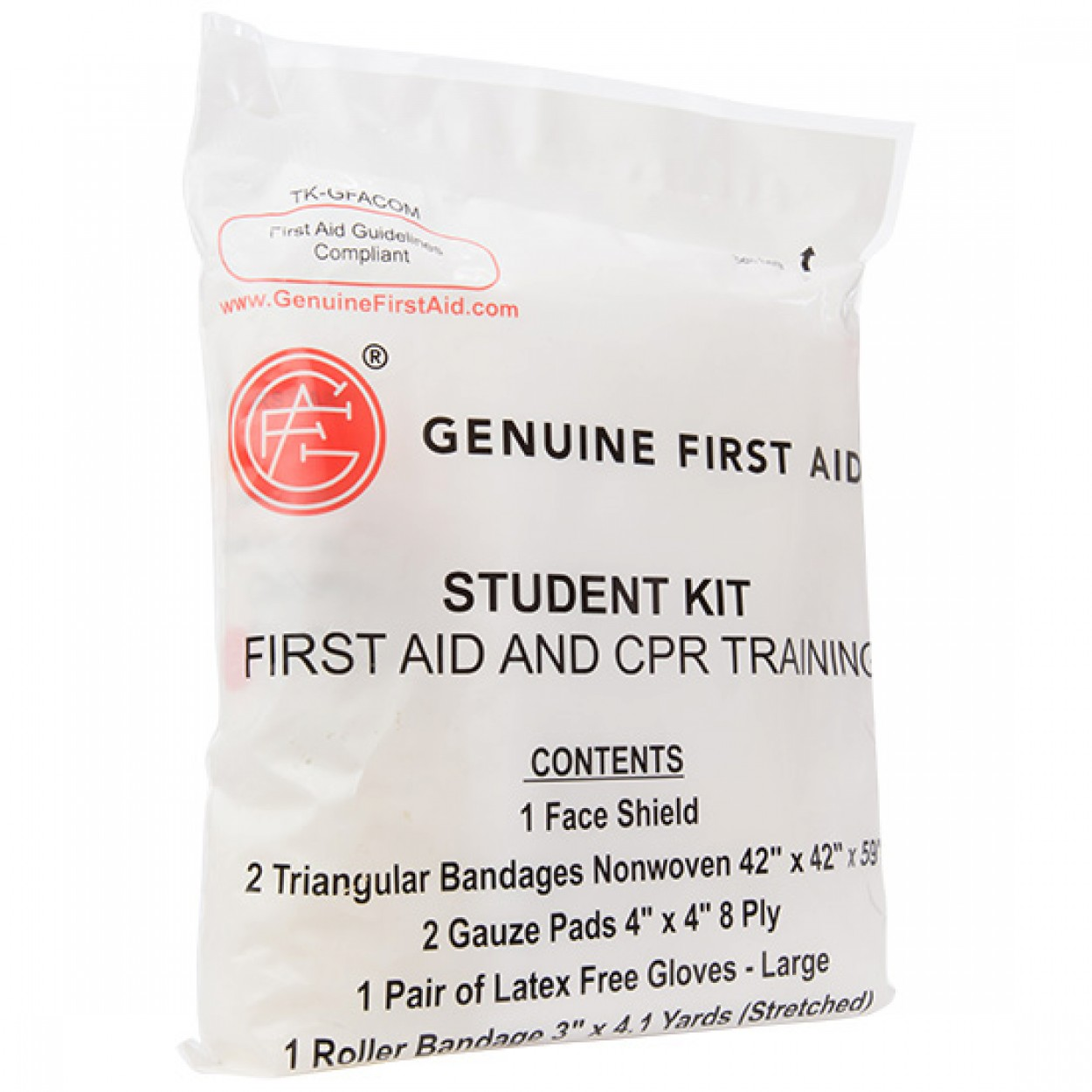 Cpr first aid training kits cpr training kits quick view student cpr training kit xflitez Gallery