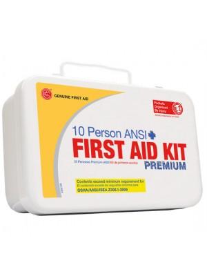 10 Person Premium Metal Pocket System