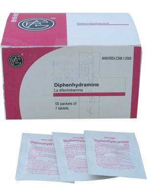 Sinus Relief, Pkg/1, Box of 50