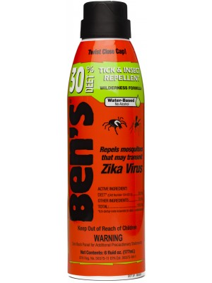 Ben's® 30 Tick & Insect Repellent 6oz Eco-Spray®