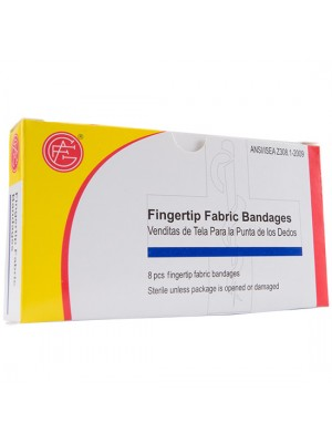 Finger Tip Bandage, 8 pieces/box