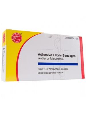 """Fabric Bandage, 1"""" x 3"""""""
