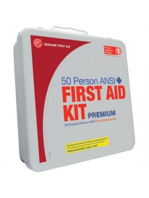 50 Person Premium Metal Pocket System
