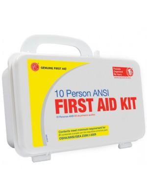 10 Person Basic Plastic Pocket System