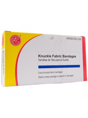 Knuckle Bandage, 8 pieces/box