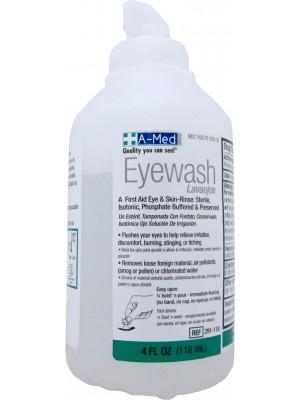 EYE WASH, 4 OZ A-Med Eyewash 4oz
