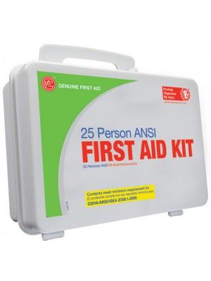25 Person Basic Plastic Pocket System