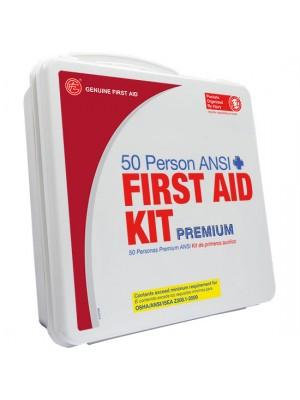 50 Person Premium Plastic Pocket System