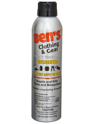 Ben's® Clothing and Gear 6oz Continuous Spray
