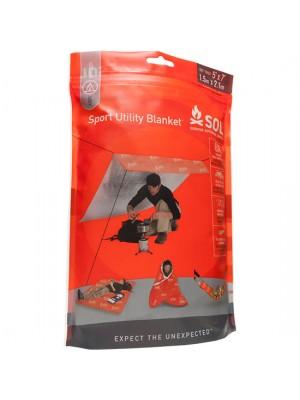 Survive Outdoors Longer® Sport Utility Blanket