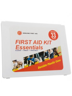 Mini 33 Piece All Purpose First Aid Kit