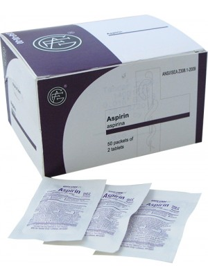 Pain & Ache Relief, Pkg/2, Box 50
