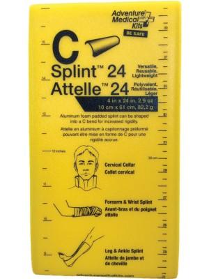 """C-SPLINT24  (4"""" x 24"""") C-Splint™ 24"""