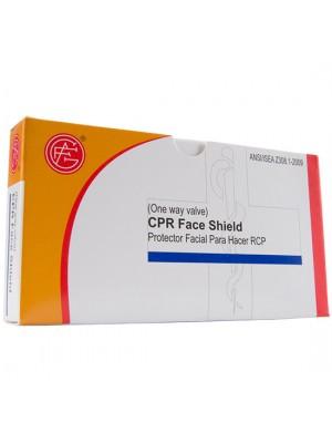 CPR Face Shield, 1 pc per box