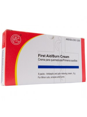 Burn Cream/Burn Dressing, 0.9 g,