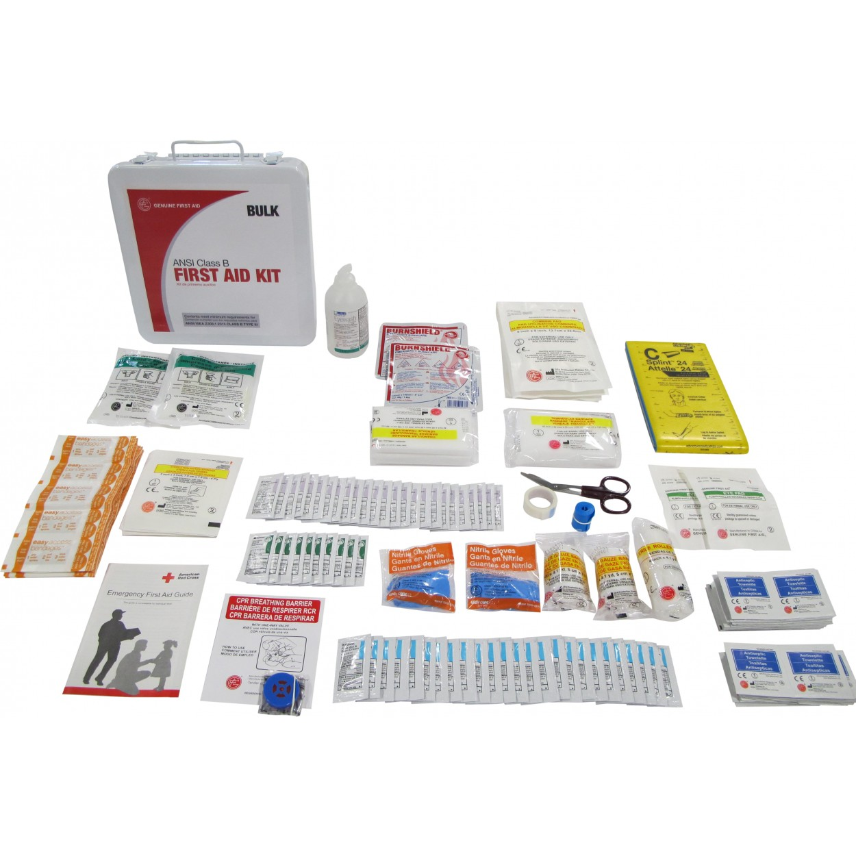 osha first aid kit requirements 2020